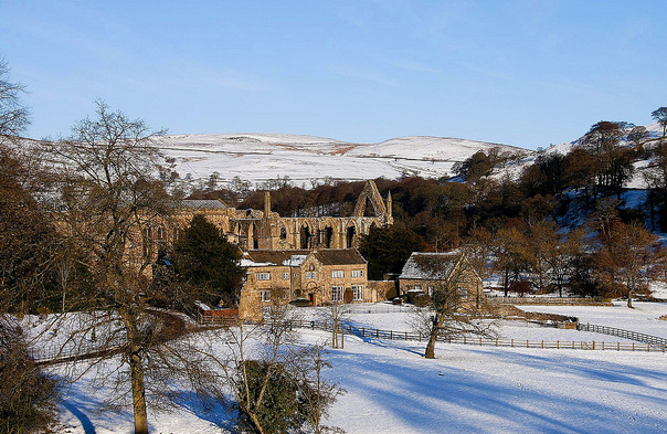 Priory Winter