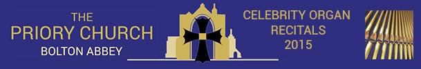 The Priory logo - Celebrity Organ Recitals