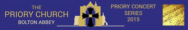 The Priory logo - Priory Concert Series