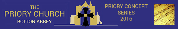 The Priory logo - Priory Concert Series 2016